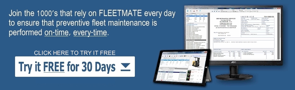 Click to Try FLEETMATE Free for 30 days!